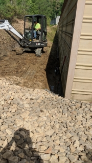 Excavation  & Land Clearing- Johnstown, PA