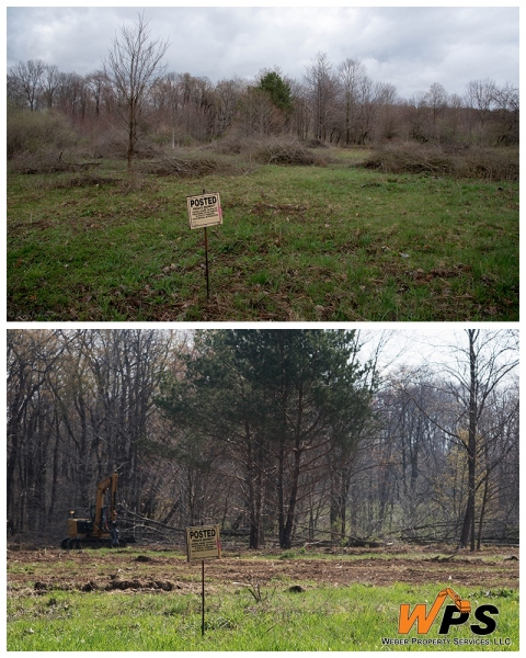 Before and After - Johnstown, PA