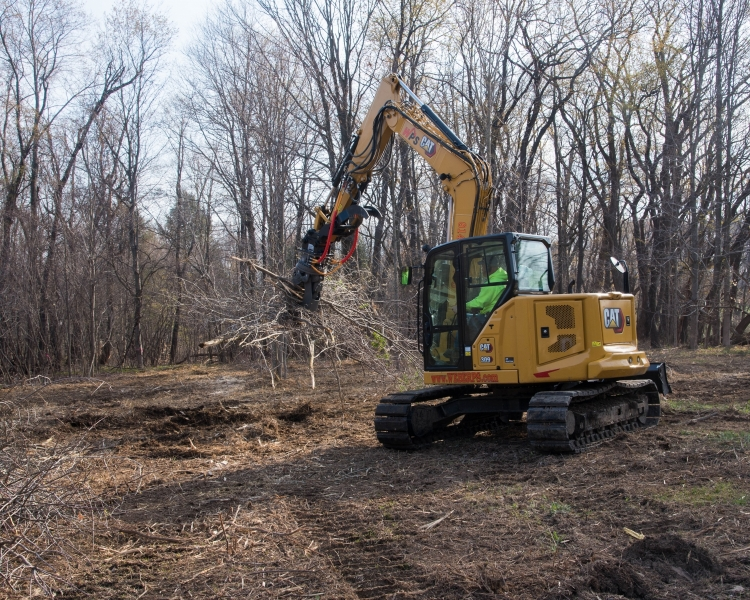 Forestry Mulching - Johnstown, PA