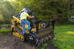 Forestry Mulching - Lilly, PA