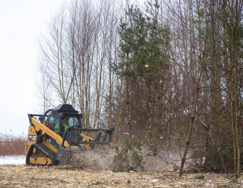 Forestry Mulching & Land Clearing - Portage, PA