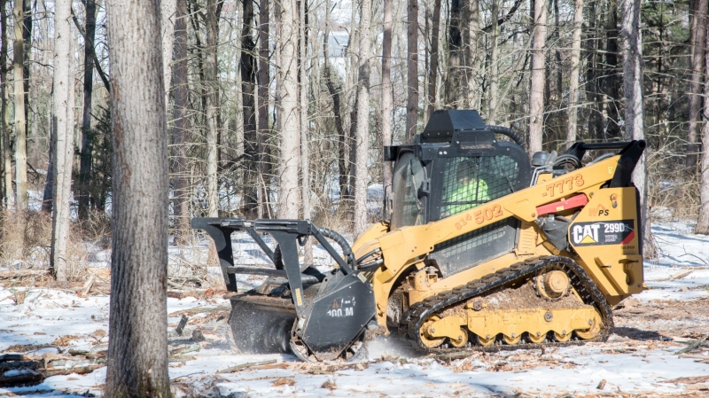 Forestry Mulching - State College, PA